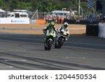 buriram thailand 7oct2018...   Shutterstock . vector #1204450534