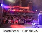 odessa  ukraine august 23  2018 ...   Shutterstock . vector #1204501927