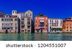 Venetian Houses By The Grand...