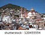 taxco is a small city located... | Shutterstock . vector #120455554