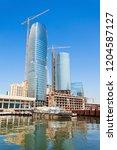 baku  azerbaijan   september 14 ... | Shutterstock . vector #1204587127