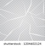 the surface texture is cracked...   Shutterstock .eps vector #1204602124