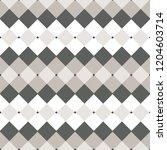 geometric diamond pattern in... | Shutterstock .eps vector #1204603714