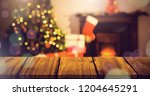 digital composite of christmas... | Shutterstock . vector #1204645291