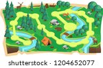 forest jungle 2d game maps with ...