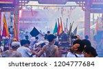 phuket  thailand   october 14 ... | Shutterstock . vector #1204777684