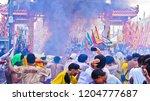 phuket  thailand   october 14 ... | Shutterstock . vector #1204777687