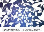 light blue vector shining...   Shutterstock .eps vector #1204825594