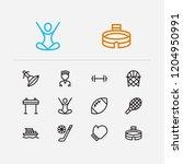 lifestyle icons set. winter...