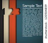modern design layout | Shutterstock .eps vector #120504859