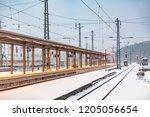 wiesbaden  germany   dec 20 ...   Shutterstock . vector #1205056654