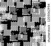 seamless pattern snakeskin...   Shutterstock . vector #1205062954