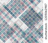 seamless pattern glitch design. ... | Shutterstock . vector #1205062987