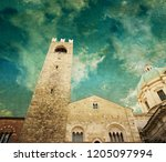 """broletto palace"" in italian... 
