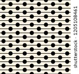 dots and lines pattern in...   Shutterstock .eps vector #1205108461