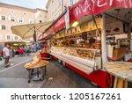 salzburg  austria   september...   Shutterstock . vector #1205167261