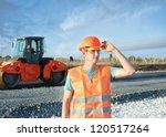 engineering construction... | Shutterstock . vector #120517264