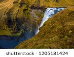 a view of the magnificent...   Shutterstock . vector #1205181424