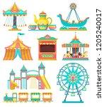 Amusement Park Design Elements...