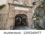 innere steintor  inner stone...   Shutterstock . vector #1205260477