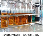 chemical oxygen demand  cod ... | Shutterstock . vector #1205318407