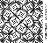 vector seamless texture. modern ... | Shutterstock .eps vector #1205401714