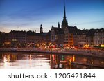 stockholm  sweden   may 4  2016 ... | Shutterstock . vector #1205421844