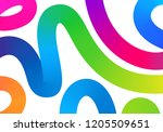 bright vector background with...   Shutterstock .eps vector #1205509651