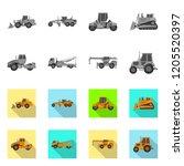 vector illustration of build...   Shutterstock .eps vector #1205520397