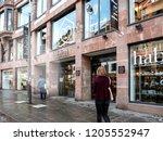 strasbourg  france   sep 2 ... | Shutterstock . vector #1205552947