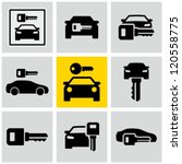 auto,automotive,black,business,car,design,driving,graphic,icon,key,pictogram,rent,rental,renter,renting