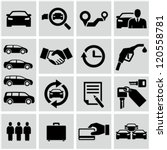 auto,automotive,black,business,car,contract,credit card,design,direction,economy class,form,fuel,graphic,handshake,icon