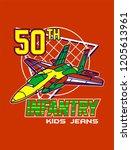 kids shirt vector design | Shutterstock .eps vector #1205613961
