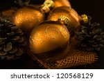 christmas decoration | Shutterstock . vector #120568129