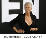 jamie lee curtis at the los... | Shutterstock . vector #1205721457