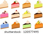 vector illustration of various... | Shutterstock .eps vector #120577495