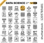 data science concept detailed...