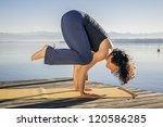 an image of a pretty woman...   Shutterstock . vector #120586285