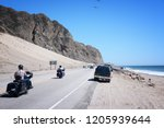 malibu  usa   april 6  2014 ... | Shutterstock . vector #1205939644