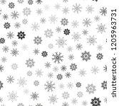 light gray vector seamless...   Shutterstock .eps vector #1205963731