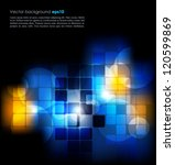 abstract background | Shutterstock .eps vector #120599869