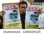 makassar  indonesia   october... | Shutterstock . vector #1206029224
