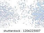 blue vector texture in...   Shutterstock .eps vector #1206225007
