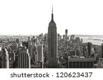 new york city   march 25  the... | Shutterstock . vector #120623437