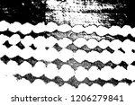 abstract background. monochrome ... | Shutterstock . vector #1206279841