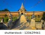 Buddha's Relics Temple Lampang