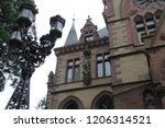 schloss drachenburg castle k...   Shutterstock . vector #1206314521