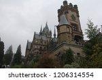 schloss drachenburg castle k...   Shutterstock . vector #1206314554