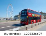 london   england   june 26 ... | Shutterstock . vector #1206336607