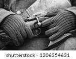 close up of german military... | Shutterstock . vector #1206354631
